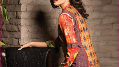 Asim Jofa Latest Khaddar Collection 2014-15