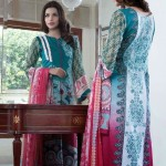 Anum Chiffon Collection 2014