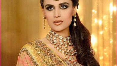 HSY Latest Bridal Collection 2014-15 Wearing Reema Mehreen And Meesha