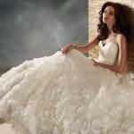 Latest Wedding Dresses 2014 For Bridal