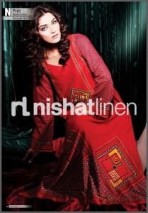 Nishat Fall Winter Karandi For Girls And Womens-3