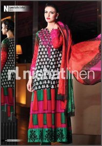 Nishat Fall Winter Karandi For Girls And Womens-7