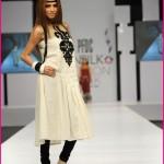 Sunsilk Fashion Dresses 2014-10 2014 Fashion Dresses In Pakistan 2014 Fashion Dresses In Pakistan PFDC Maria B Sunsilk Fashion Week Dresses 2014 10 150x150