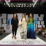 P Maria B SunFashion 2014-13 2014 Fashion Dresses In Pakistan 2014 Fashion Dresses In Pakistan PFDC Maria B Sunsilk Fashion Week Dresses 2014 13 150x150
