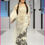 PFDC Maria B Fashion Dresses 2014-15