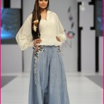 PFDC Maria B Sunsilk Fashion Week Dresses 2014