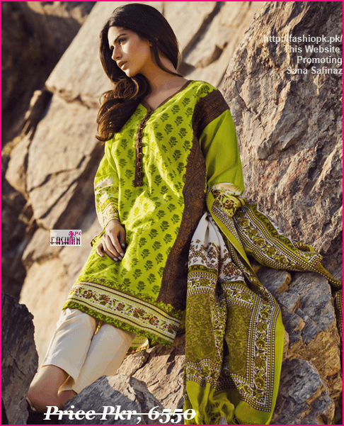 Sana Safinaz Fall Winter Collection Prices Catalog