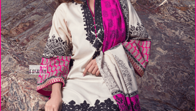 Sana Safinaz inter Collection 2014 09