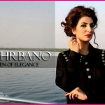 Shehr Bano Collection 2014-15 Pakistani Dresses