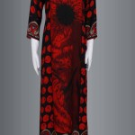 black & white kurta shalwar latest design 2015 Black & White Kurta Shalwar Latest Design 2015 Latest Fashion Trend of Long Women Kameez Kurta Designs 2015 Girls Kurti Gala Neck Collection 2014 in Pakistan and India 150x150