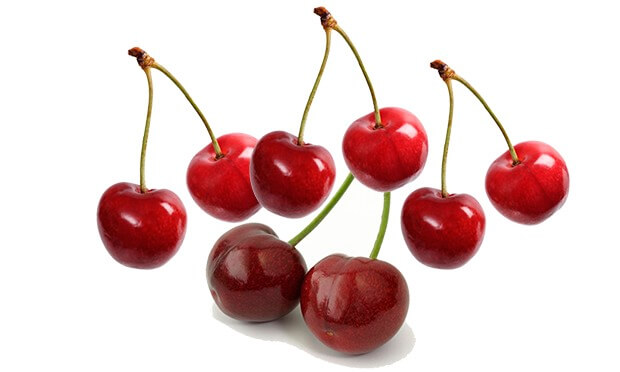 Cherries Red Colour