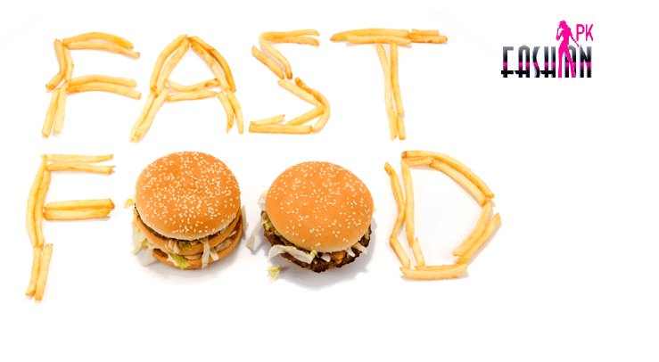 U Can Not Eat Fast Food
