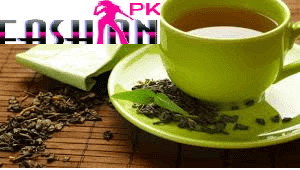 Six Benefits Of Green Tea are Skin an Hair