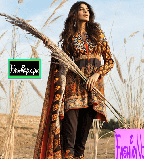 Pakistani Fashion brand Safinaz