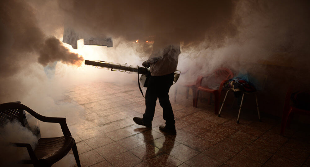 Zika Virus Affected Continental United States 40 million People