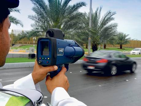 Dubai Mobile Phone use While Driving Harsh Penalty Decision