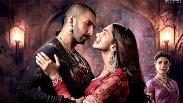 Bajirao Mastani the latest Notice Madhya Pradesh Government