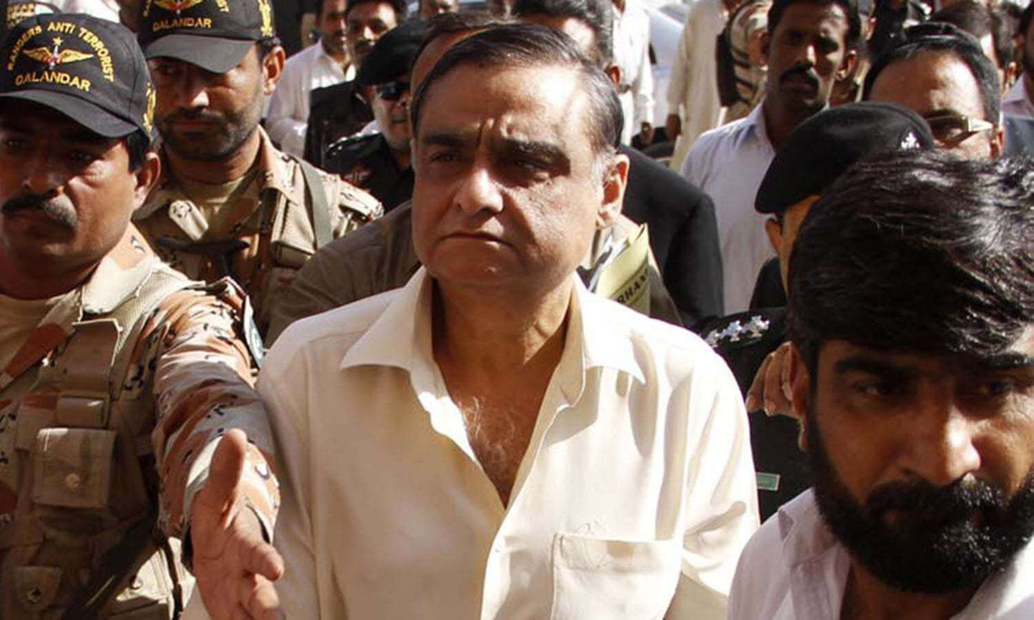 Dr Asim case in Court Remand Extended Till February Nine