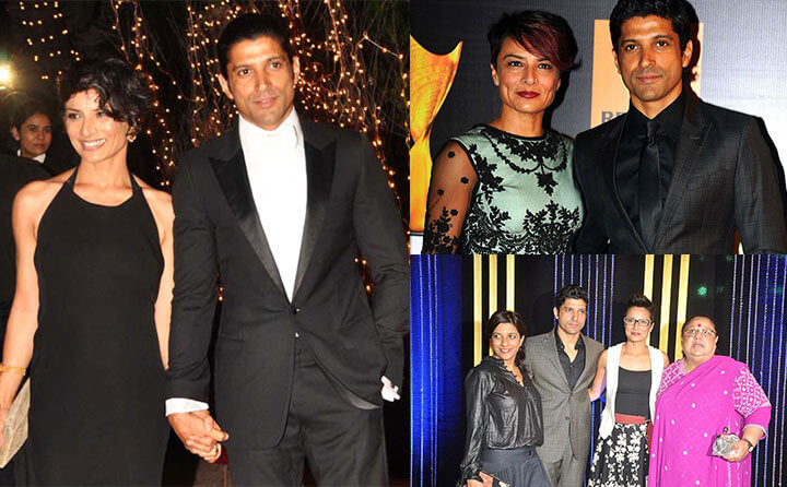 Indian Star Farhan Akhtar and his Wife Supposedly Fighting