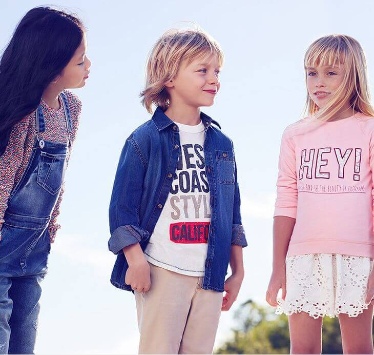 Classic Children Clothes For Kids Design