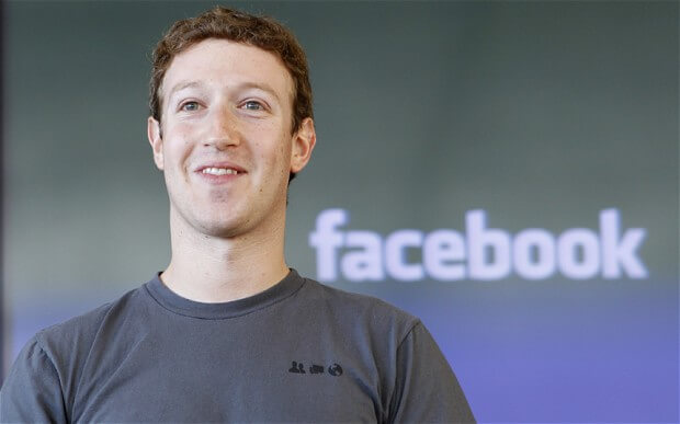 Facebook Founder Mark Zuckerberg world's Richest Man