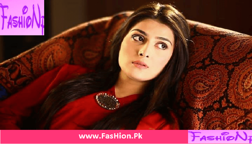 Ayeza Khan Pakistani Actress