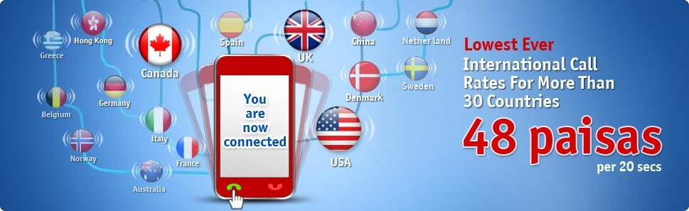 Warid Offers International Calling Rate For Low Price All Of World