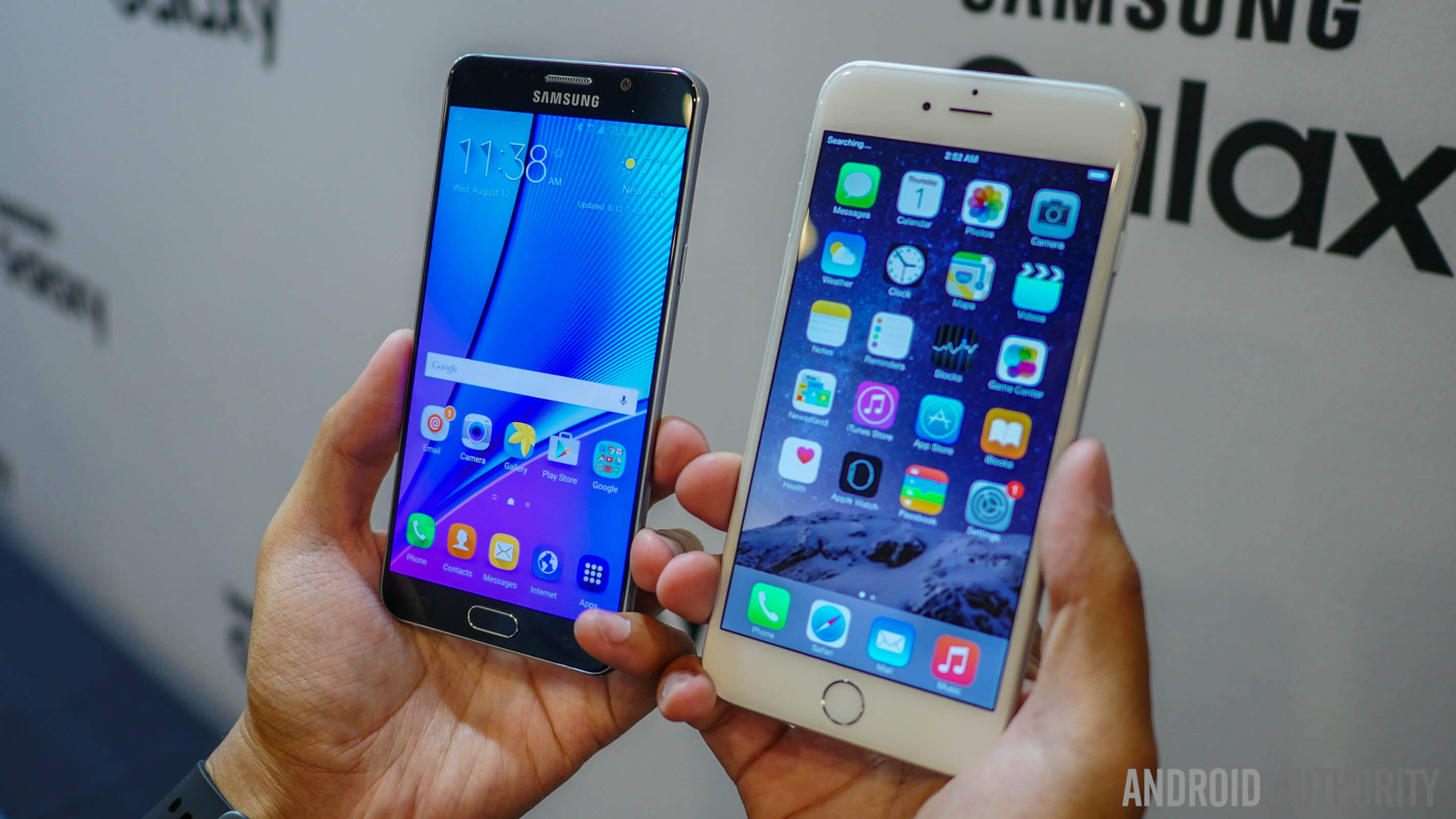 IPhone 6 Will Give the New Galaxy s 6 Edge or Take Note 5