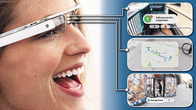 Google Took Amazing Smart Glass
