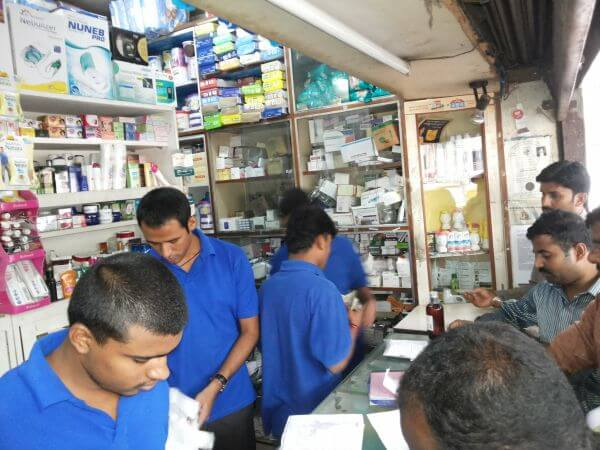 Medical Shop Strike Stop Selling Prices in Punjab