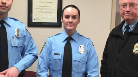 Virginia Woman Police officer Shot Dead by First Day of Duty