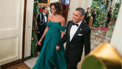 President Barack Obama Valentine's Day Gift For Michaels