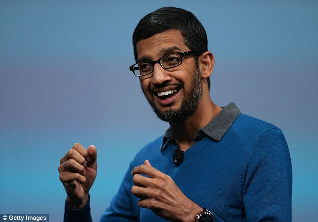 Google's Head of US Heavy Salary Became CEO