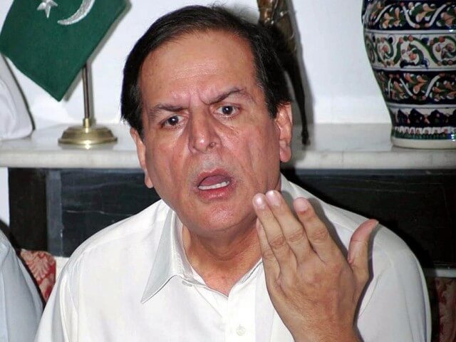 Makhdoom Javed Hashmi Pakistan Tehreek Apology