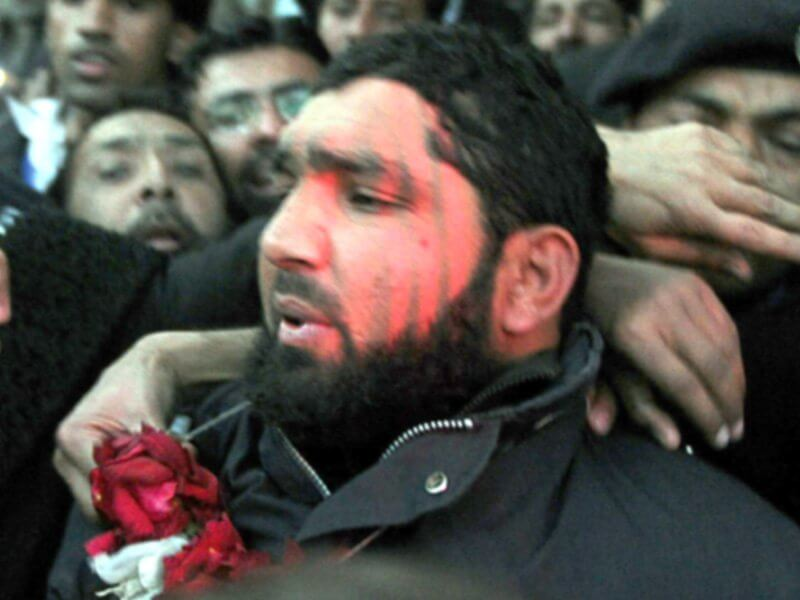 Mumtaz Qadri Death Began Protests Different Parts of Country
