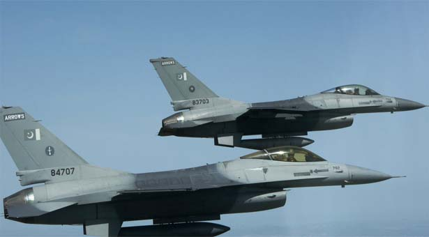 Pakistan Air Force Bombed Terrorist Targets Fifty Killed Killed