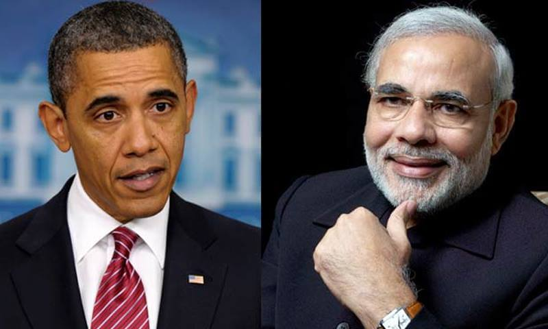 US Close Ties Both Pakistan and India Based