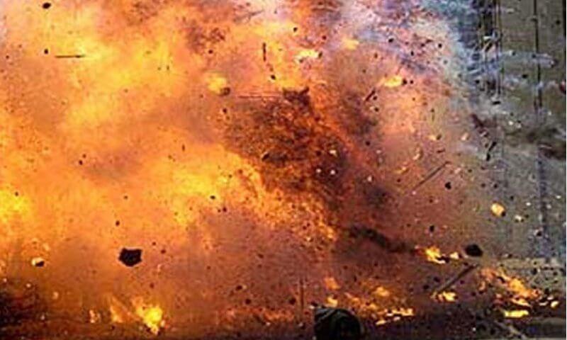 Quetta Blast on Jinnah Road Nine Dead People
