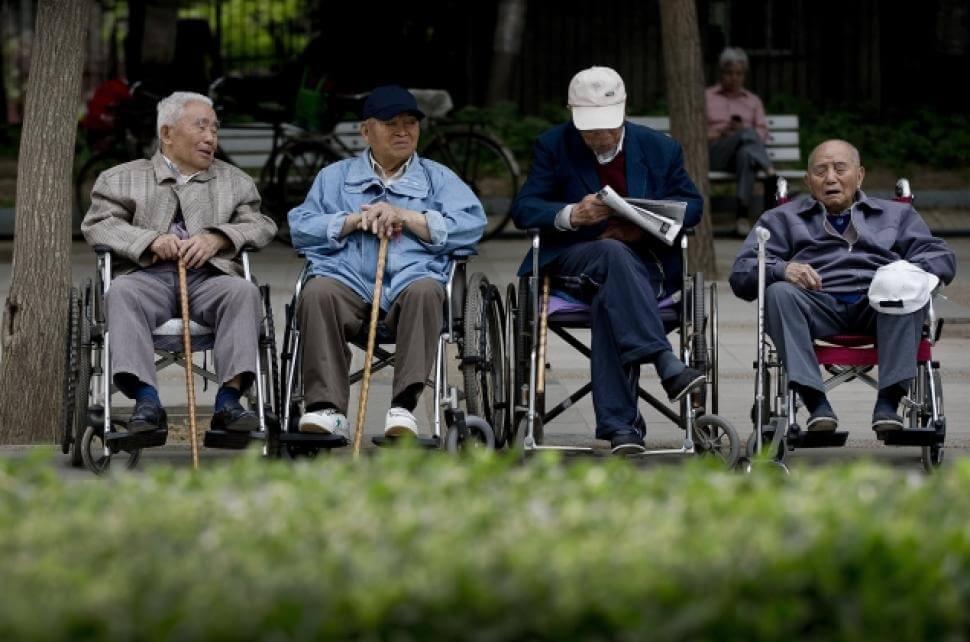 children will tell  elders just going in what direction Children Will tell  Elders Just Going in What Direction china elderly parents