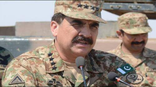 General Raheel Sharif Ratified the Death Sentences of 12 Terrorists