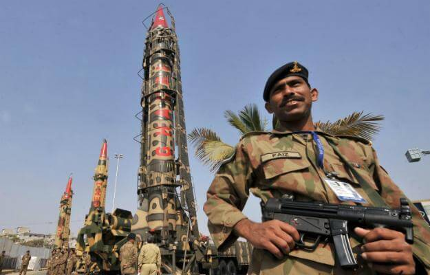 Pakistan's Nuclear Weapons US Dual about the Security