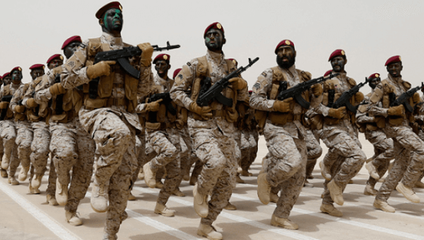 Saudi Arabia Have Massive Military Operation Against Syria