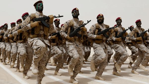 Saudi Arabia Have Massive Military Operation Against Syria