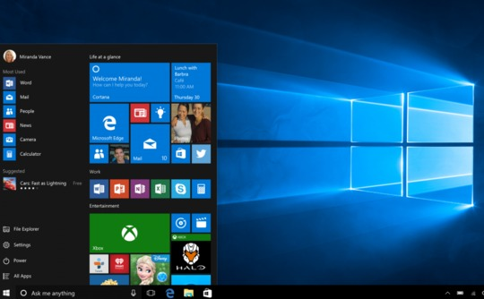 Microsoft Will Release the Windows Ten Now Force