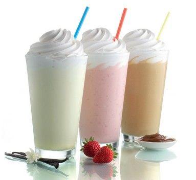 Banana and Vanilla Milkshake Recipe