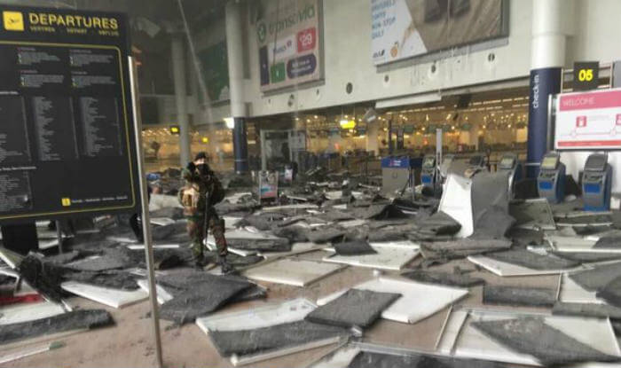 Belgium Bomb Blast For Brussels 25 Killed Latest News 2016