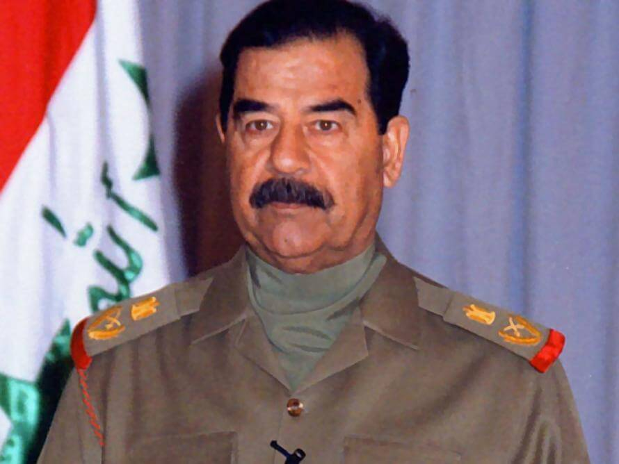 Why Did Us Support Iran and Iraq Remove Saddam