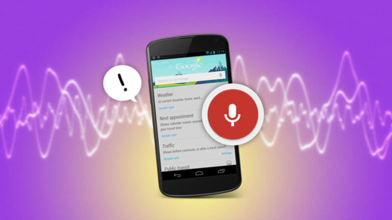 Google's new Smart Features Google Voice Access Help Control Phone