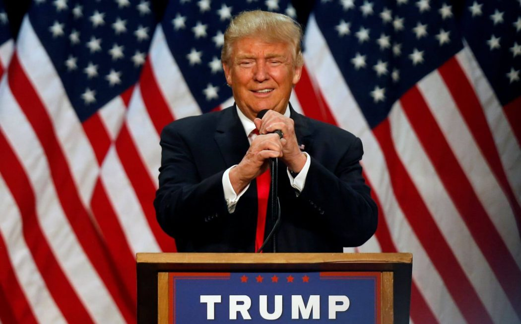 US potential presidential candidate Donald Trump