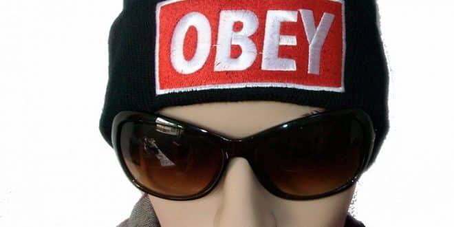 Obey Twelve Hat For Using Summer Season